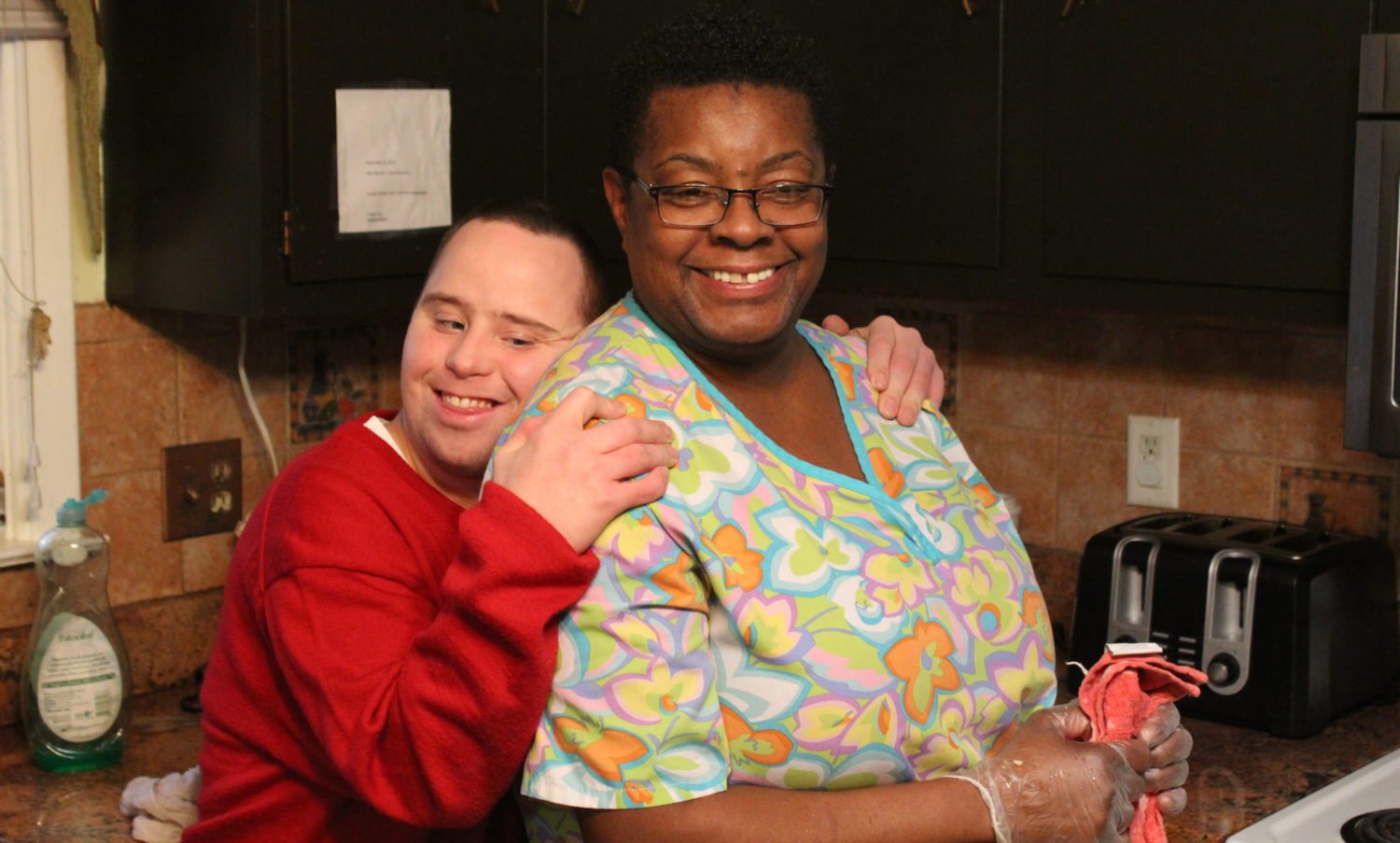Community living for adults with intellectual disabilities